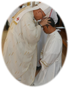 A SPECIAL BLESSING ON 100 YEARS OF COLUMBAN MISSION:  FIRST PERMANENT MEMBER FROM CHINA