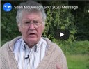 Fr. Sean McDonagh's Message on the Celebration of the Season of Creation 2020